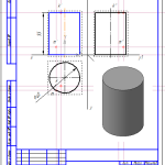 kompleksnihyj chertezh cilindra