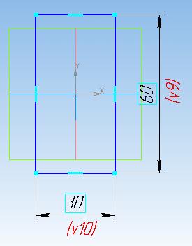 parametricheskaya modelj v kompase