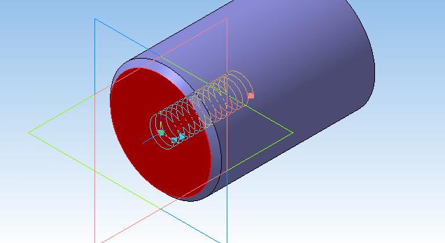 spiralj cilindricheskaya parametrih1