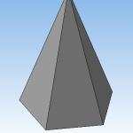 3d modelj piramidih